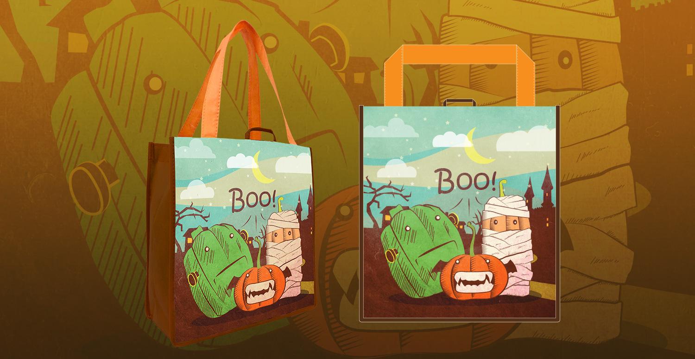 Concept - Pumpkin Monsters