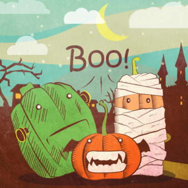Earthwise – Halloween Campaign Program