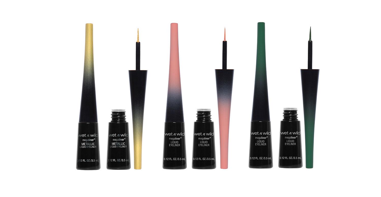 Mega Liner Liquid Eyeliner Group Shot