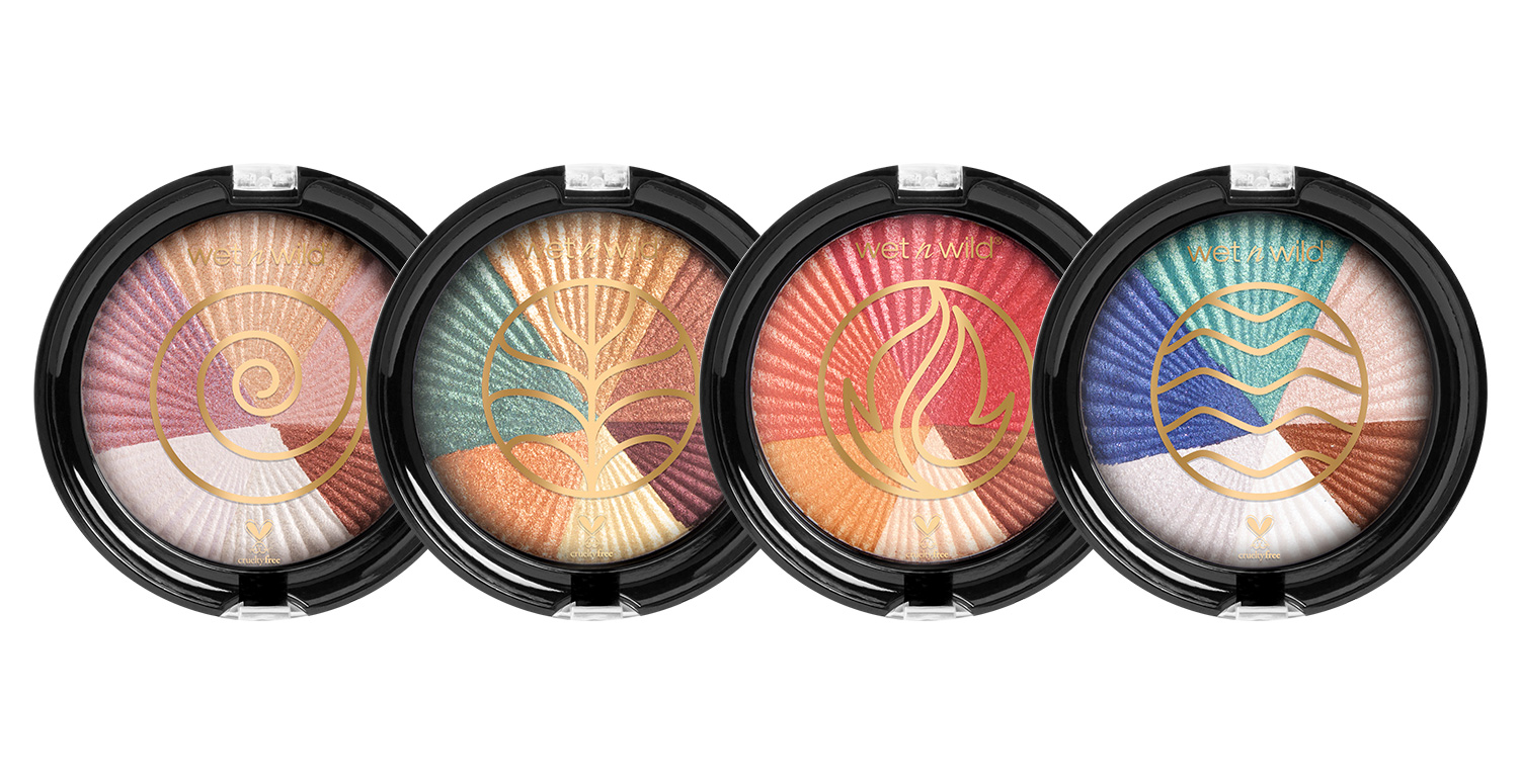 Zodiac Eyeshadow Group Shot