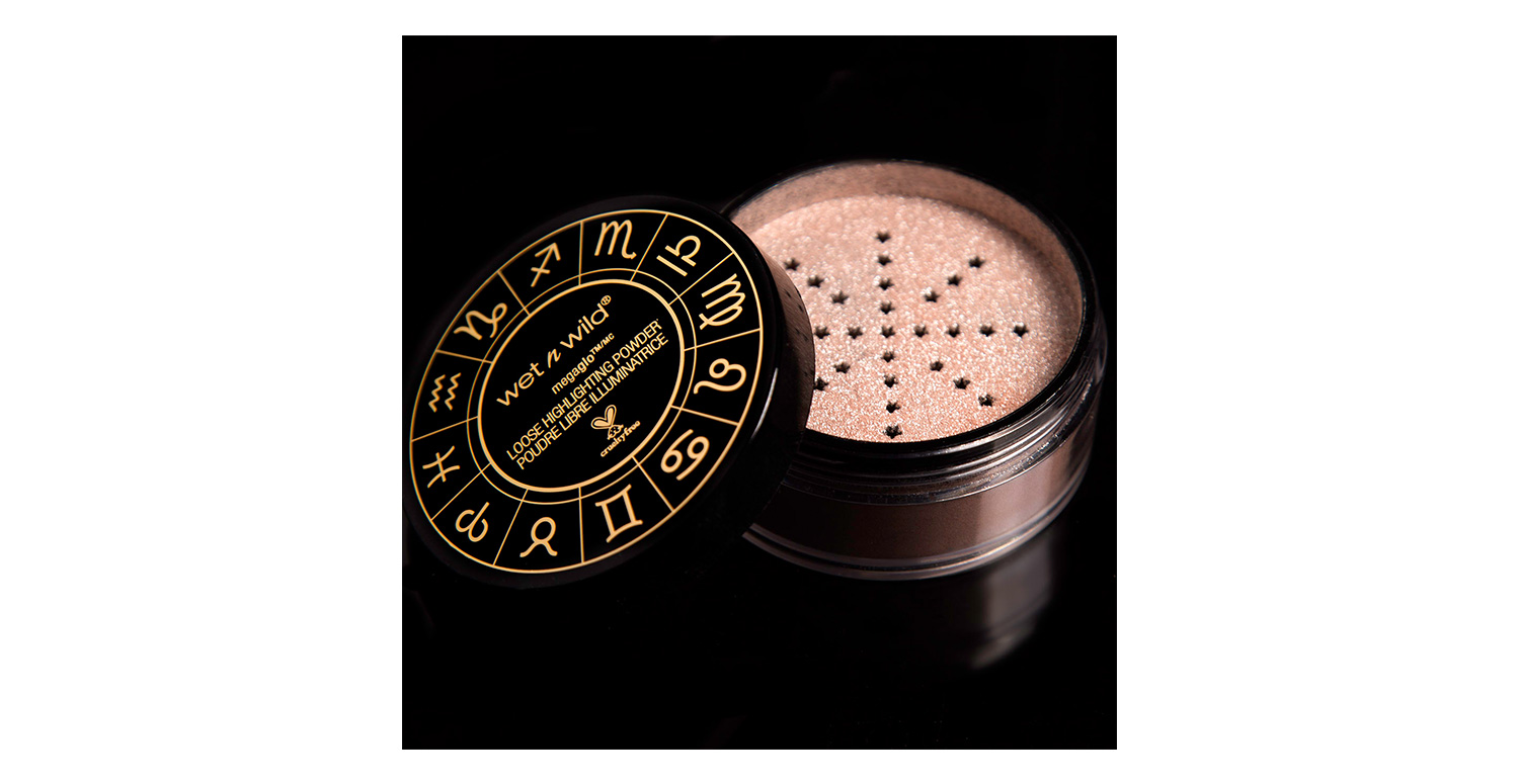 Zodiac Loose Highlighting Powder Social Media Shot