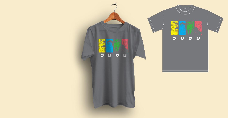 FLCL T-Shirt - 4 Color