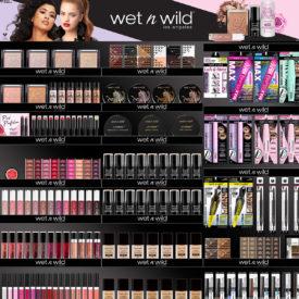 wet n' wild – Merchandising